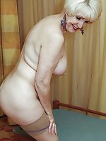 Older MILFs get ready for fuck
